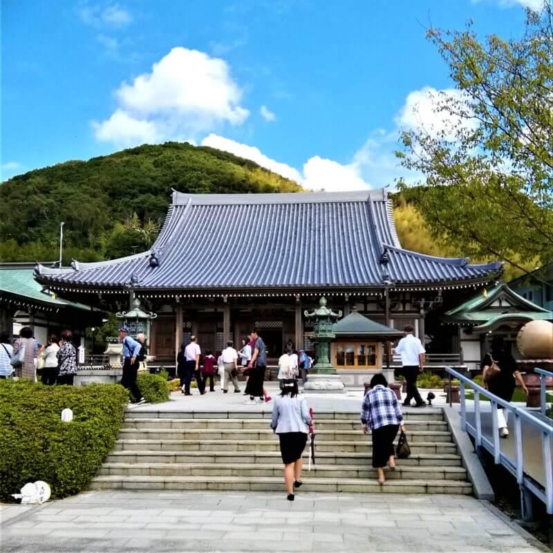 八浄寺本殿